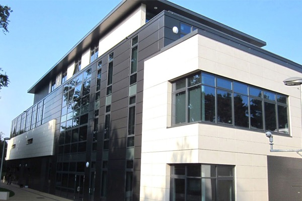 Aluminium Composite Panel Cladding Works